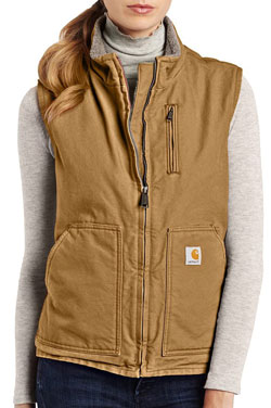 Women's Fleece-lined Vest