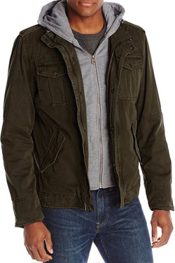 Men's Four Pocket Jacket