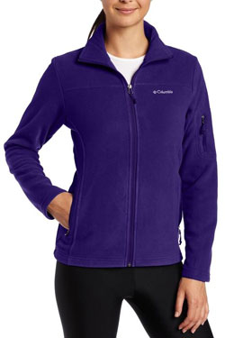 Long Sleeve Fleece Jacket