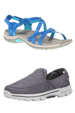 Lightweight Walking Shoes or Sandals