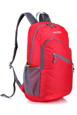 Lightweight, Packable Daypack