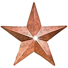 Copper Star glyph